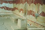 Throne room Palace of Knossos